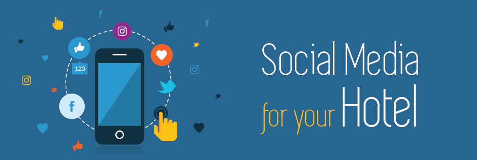 Social media for your hotel | Hotelist